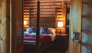 Tomatin Cabin